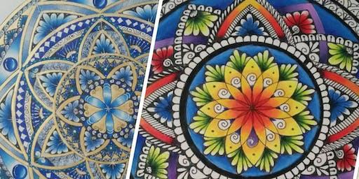 Mandala Workshop for Everybody in Keiraville