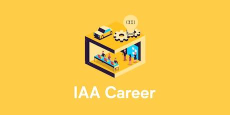 IAA Career Rallye Tickets