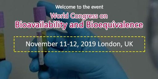 World Congress on Bioavailability and Bioequivalence