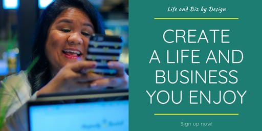 Life and Biz By Design a 90-Day Small Business Mastermind Program
