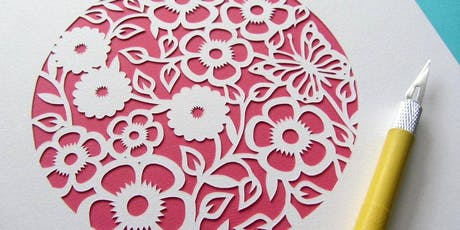 Holmfirth WI Paper Cutting with Angela Vernoun tickets