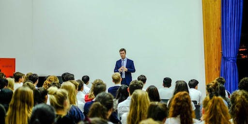 An Audience with the Headmaster - Wednesday 16 October 2019 - 5pm