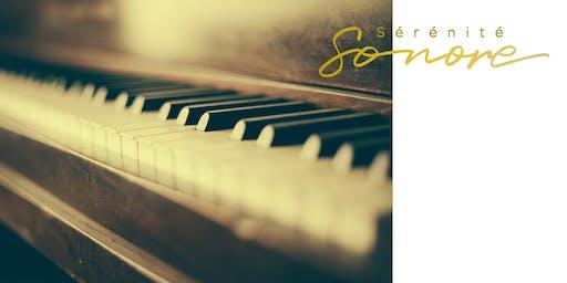 Satie en hamacs - Jacynthe Riverin, pianiste