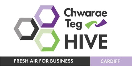 Hive (Cardiff) Community for Modern Working: Fresh Air For Business tickets