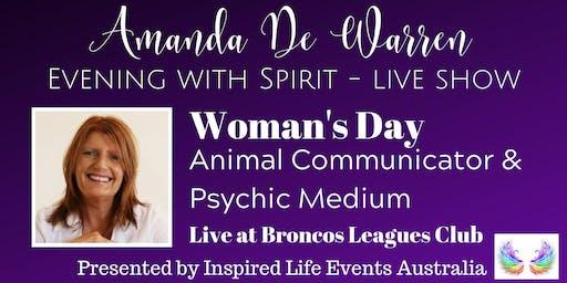 Amanda De Warren - Evening with Spirit