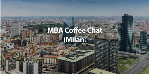 CUHK MBA Coffee Chat in Milan