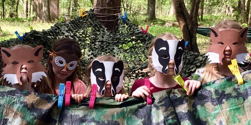 Wild Kids Bushcraft PETERBOROUGH