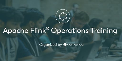 Apache Flink Operations Training - Tel Aviv, IL