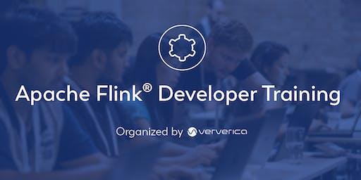 Apache Flink Developer Training - Berlin, DE