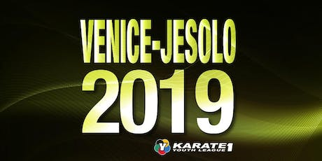 K1 Youth League Jesolo-Venice biglietti