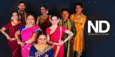 14 Bollywood Night Sábado 14 De Diciembre, 21 Hs.