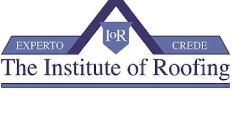 IoR London & Southern Regional meeting tickets