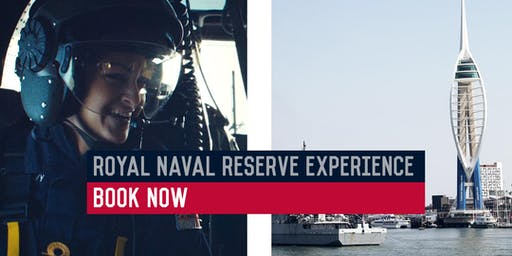 Royal Naval Reserve Experience - HMS King Alfred, Portsmouth - 21/09/19