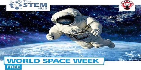 World Space Week tickets