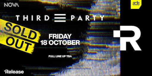 Third Party presents Release (ADE 2019) - SOLD OUT