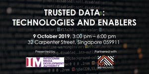 Trusted Data - Technologies & Enablers