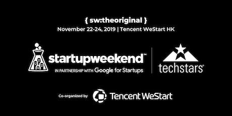 Hackathon: SW The Original x Tencent WeStart tickets