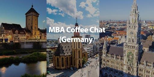 CUHK MBA Coffee Chat in Stuttgart