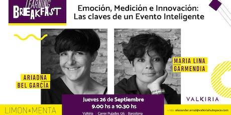 Emoción, Medición e Innovación: las claves de un Evento Inteligente entradas
