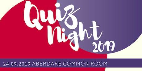North Campus Quiz night  tickets
