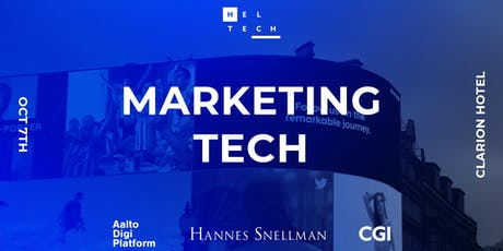 Hel Tech // Marketing Tech tickets