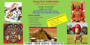 Yenya Punhi (Indra Jatra) Celebration 2019, Perth WA