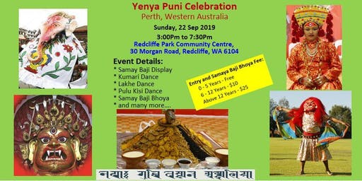 Yenya Punhi (Indra Jatra) Celebration 2019, Perth WA