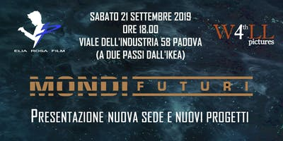Mondi Futuri Opening: Film, Scenografie, Costumi, Scultura, Pittura