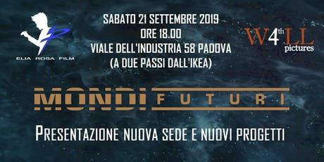 Mondi Futuri Opening: Film, Scenografie, Costumi, Scultura, Pittura biglietti