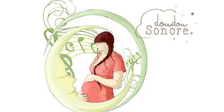 Voyage au coeur de la maternité - harpe et méditation guidée billets