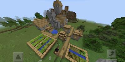 Fortlaufender Kurs: Minecraft