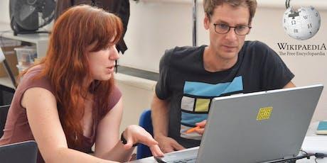 Atelier - Contribuer à Wikipedia : comment naviguer dans une encyclopédie vivante ? billets