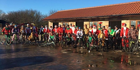 Dont let the bells end - Sitwell Christmas Ride tickets