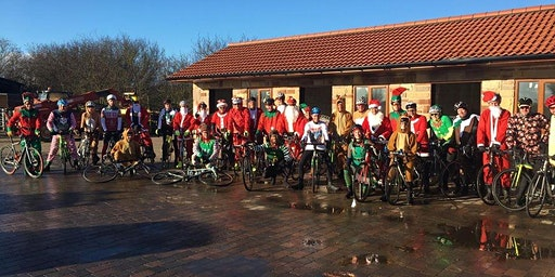 Dont let the bells end - Sitwell Christmas Ride