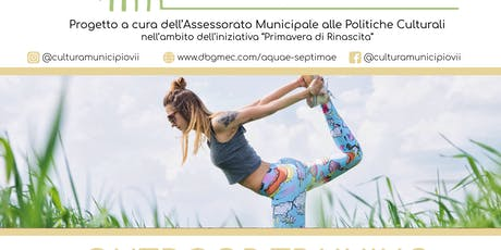 Corso di outdoor training sul prato con Valentina The Rapunzel Vibes tickets