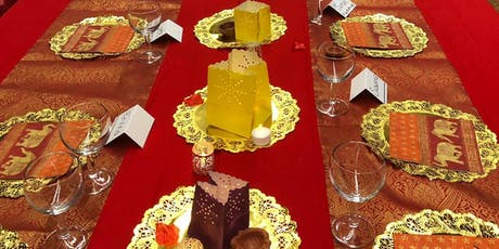 Indian Supper Club: Festive Food tickets