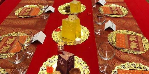 Indian Supper Club: Festive Food