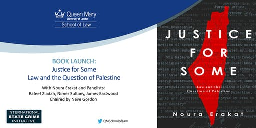 Book Launch: Justice for Some
