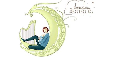 Conte méditatif à la harpe pour maman-bébé (0-6 mois) billets