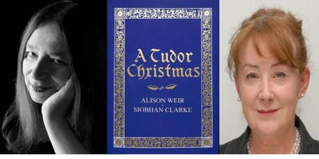 A Tudor Christmas: An evening with Alison Weir and Siobhan Clarke  tickets
