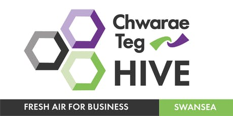 Hive (Swansea) Community for Modern Working: Fresh Air For Business tickets