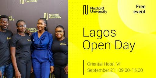 Nexford Lagos Open Day - September 21