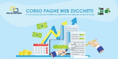 Corso Paghe Web Zucchetti finanziato da fondo FonARCom