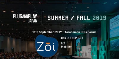 Zoi Meet Tokyo Expo (AI meeting software and its a