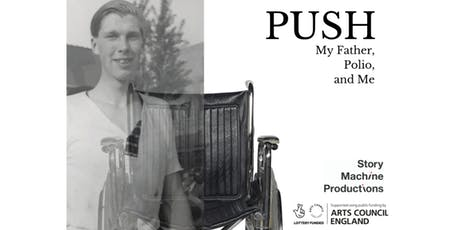 Push - Story Machines Productions tickets