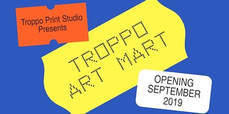 Troppo Art Mart tickets