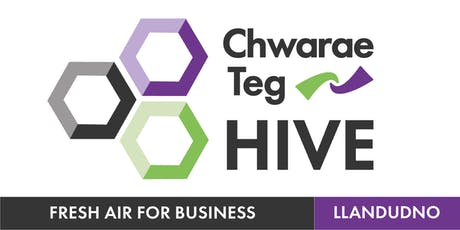 Hive (Llandudno) Community for Modern Working: Fresh Air For Business tickets