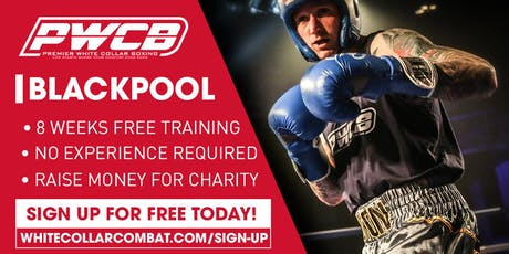 Premier White Collar Boxing Blackpool tickets