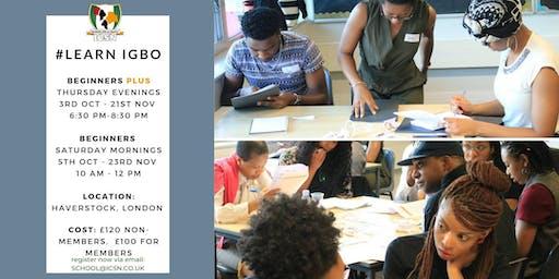Igbo Language School (8 weeks course)