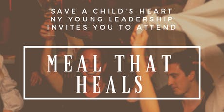 Save a Child's Heart Meal that Heals tickets